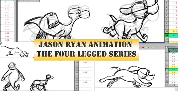 Jason Ryan Four Legged Tutorial Series