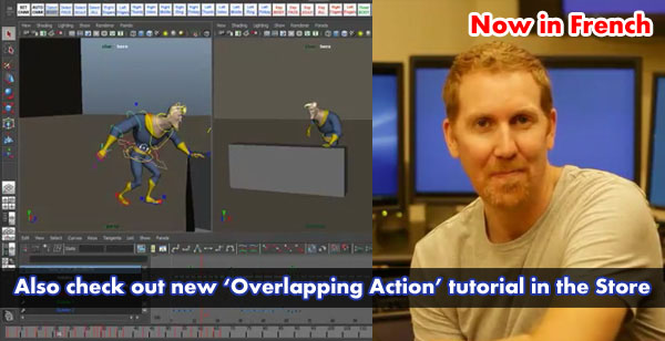Ken Fountain Animating a Basic Acting Shot